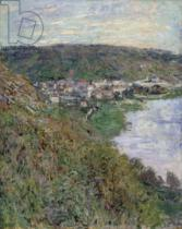 Claude Monet - View of Vétheuil, 1880
