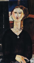 Amedeo Modigliani - Antonia, c.1915