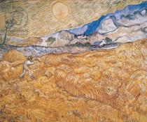 Vincent van Gogh - The Harvester