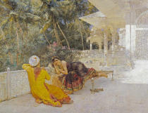 Edwin Lord Weeks - The Princess of Bengal, c.1889
