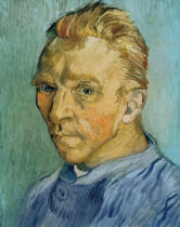 Vincent van Gogh - Self Portrait, 1889