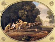 George Townley Stubbs - Labourers, 1781