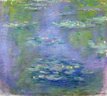 Claude Monet - Waterlilies, 1903