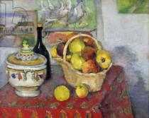 Paul Cézanne - Still Life with Tureen, c.1877