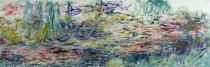 Claude Monet - Waterlilies, 1917-19
