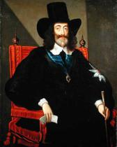 Edward Bower - Portrait of King Charles I (1625-49) at his Trial