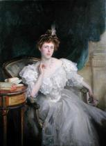 John Singer Sargent - Margherita Goldsmid, later Mrs Raphael