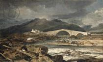 Joseph Mallord William Turner - Tummel Bridge, Perthshire, c.1801-03