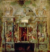 Peter Paul Rubens - Temple of Janus, 1630s