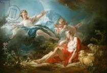Jean-Honore Fragonard - Diana and Endymion, c.1753-56