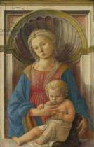 Fra Filippo Lippi - Madonna and Child, c.1440
