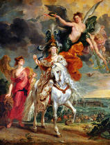Peter Paul Rubens - The Medici Cycle: The Triumph of Juliers, 1st September 1610, 1622-25