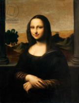 Leonardo da Vinci - The Isleworth Mona Lisa