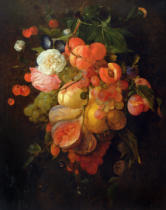 Jan Davidsz. de Heem - Fruit and Flowers