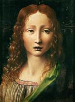 Leonardo da Vinci - Head of the Saviour