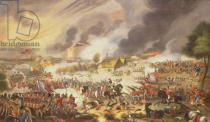 G. Newton - The Battle of Waterloo, 18th June 1815, 1842