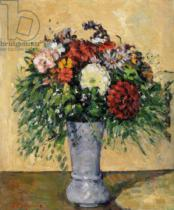 Paul Cézanne - Bouquet of Flowers in a Vase, c.1877