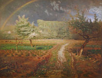 Jean-François Millet - Spring at Barbizon, 1868-73