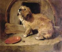 Sir Edwin Henry Landseer - There's No Place Like Home