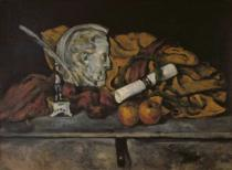 Paul Cézanne - Still Life of the Artist's Accessories, 1872