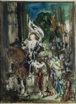 Gustave Moreau - Joan of Arc