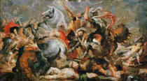 Peter Paul Rubens - The Victory and Death of Decius Mus