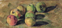 Paul Cézanne - Still Life with Apples, 1878