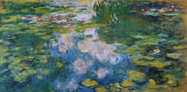 Claude Monet - Nympheas, c.1919-22