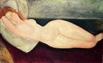 Amedeo Modigliani - Nude No.1