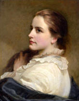 Henry Tanworth Wells - Alice, 1877