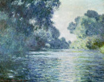 Claude Monet - Branch of the Seine near Giverny, 1897