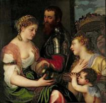 Titian - Allegory of Married Life