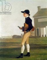George Townley Stubbs - Portrait of a Young Jockey