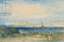 Joseph Mallord William Turner - Margate, c.1822