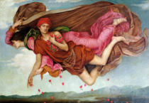 Evelyn de Morgan - Night and Sleep, exh.1879