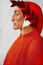 Sandro Botticelli - Portrait of Dante