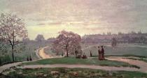 Claude Monet - Hyde Park