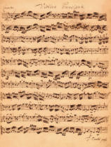 Johann Sebastian Bach - The Brandenburger Concertos, No.5 D-Dur, 1721