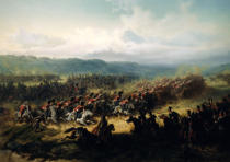 Friedrich Kaiser - Charge of the Light Brigade, 25th October 1854