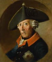 J.H.C. Franke - Frederick II the Great of Prussia,