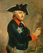 Anton Graff - Frederick II the Great of Prussia, 1764