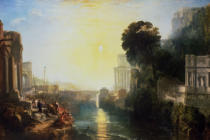 Joseph Mallord William Turner - Dido building Carthage, or The Rise of the Carthaginian Empire, 1815