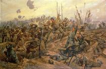 Richard Caton Woodville - The Battle of the Somme