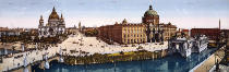 German School - View of Berlin at the turn of the century