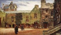 John Fulleylove - Merton College and St. Alban Hall, 1903