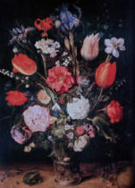 Jan Brueghel der Ältere - Still Life of Flowers
