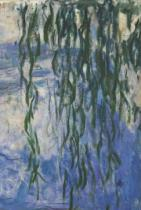 Claude Monet - Detail of Waterlilies, 1916-19