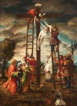 Hans Muelich or Mielich - Descent of the Cross