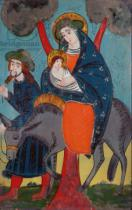Austrian School - The Flight into Egypt
