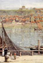 Albert Goodwin - Whitby